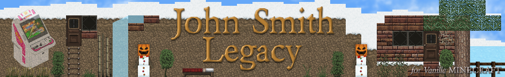 John Smith Legacy for Vanilla Minecraft