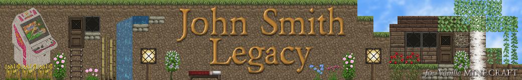 John Smith Legacy for Vanilla Minecraft