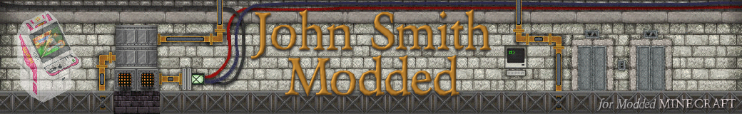 John Smith Legacy - John Smith Modded